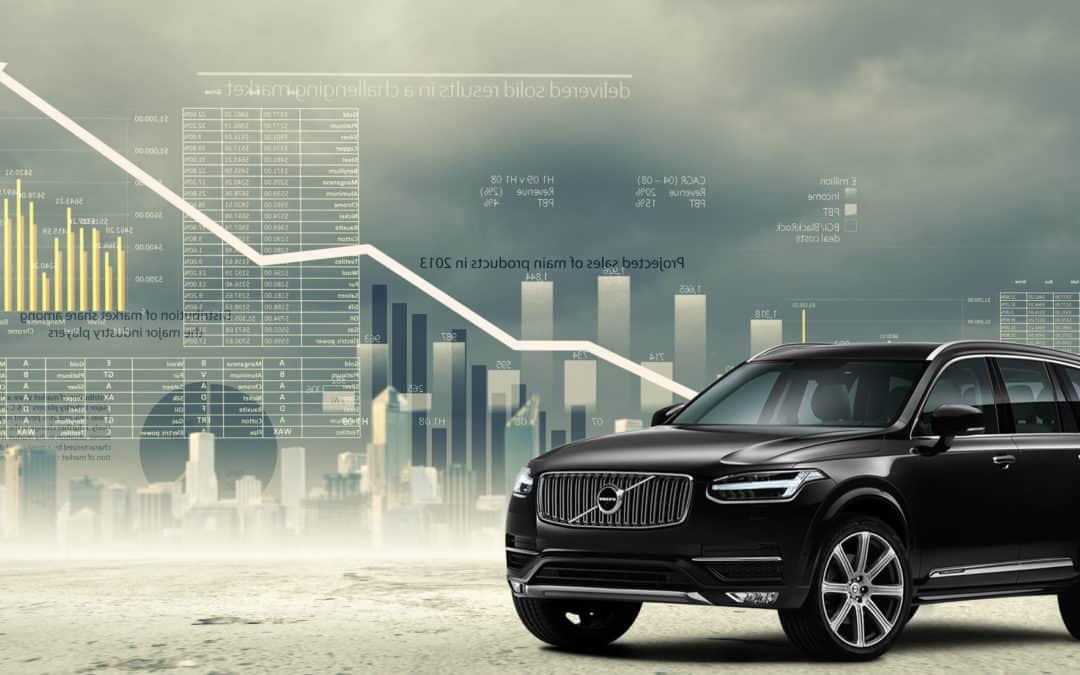 De Nederlandse autoverkoop blijft groeien