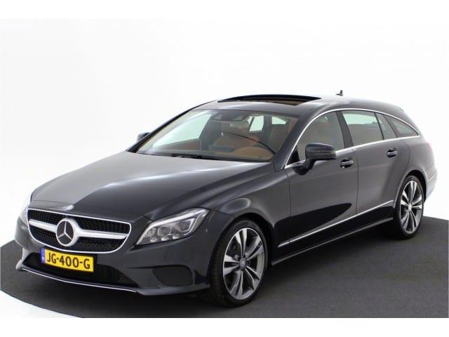Mercedes CLS 350 SB Diesel ● €96.800