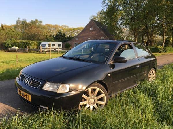 Audi A3 1.8i Benzine ● €1.400