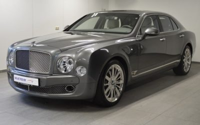 Bentley Mulsanne 6.7 Benzine ● €221.900