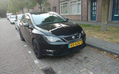 SEAT Ibiza 1.2 Style Benzine ● €8.600